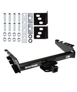 "Trailer Tow Hitch For 94-02 Dodge Ram 2500 3500 94-01 1500 2"" Receiver C... - $184.37"