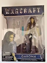 "Jakks Pacific Warcraft 6"" Garona Sword Armor Dagger 2016 - $7.91"