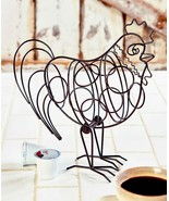 Rooster Coffee Pod Keurig K Cup Holder Farmhouse Kitchen Country Home Decor - $14.79
