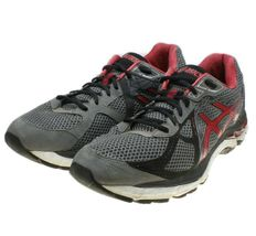 Asics GT 2000 v 3 Gray Mens Size 11.5 EU 46 Running Shoes Sneakers T500N image 7