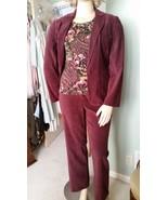 Vtg Norton McNaughton Jacket/Skirt/Pants Suit & Knit Shirt~4 pc, Fits Sz 16 - €20,28 EUR