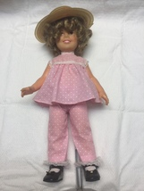 Unique 1972 Ideal Shirley Temple doll - $73.00
