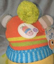 Babyaspen BA11036NA Clyde The Closet Monster Baby Hat And Plush 0 To 6 Months image 4
