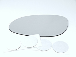 Fits 97-05 Century, Regal Driver Mirror Glass Lens for Auto Dim Type Fit... - $15.79