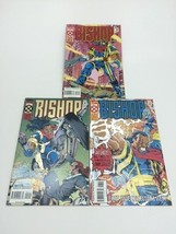BISHOP #1 2 3 Foil Cover Complete Full Run Limi... - $7.42