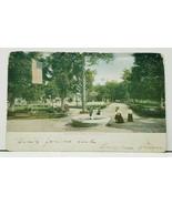 TN Nashville GLENDALE PARK Patriotic USA FLAG 1906 UDB Antique Postcard I13 - $49.95
