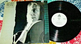 HEINZ Affolter Realities Self titled record White Label JCI-9010 1987  - $3.95