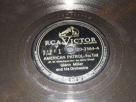 1949 RCA Victor Glenn Miller Masterpieces Records Vol II P 189 AA19-1603 Vintage image 7
