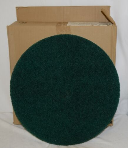 Glit Microtron 43220 Emerald 20 Inch High Performance Stripping Floor Pads 5
