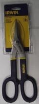 """Irwin 23010 Tinner Snips 10"""" Long, Duckbill Blades - $11.88"""