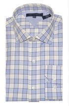 Tommy Hilfiger Men's Regular-Fit Non-Iron Plaid Dress Shirt-(16-1/29(32-33) - €20,01 EUR