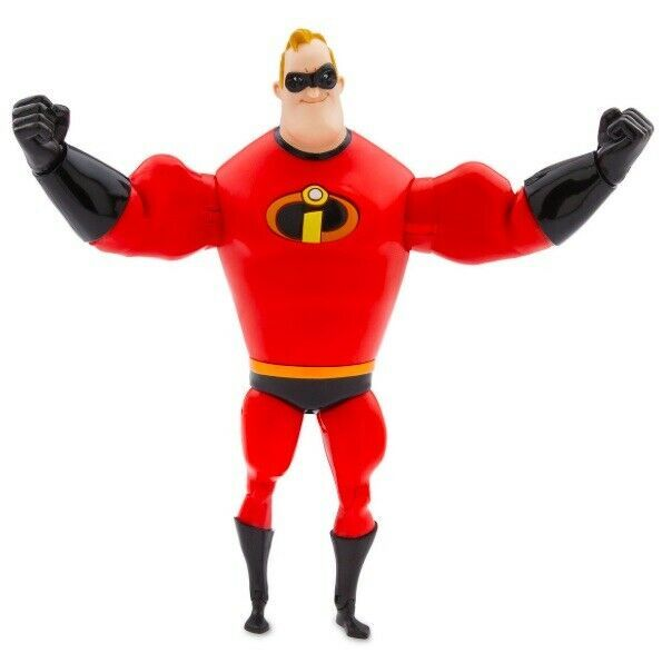 Disney StoresThe Incredibles 2 MR INCREDIBLE Light Up Talking Action Figure NEW - $19.94