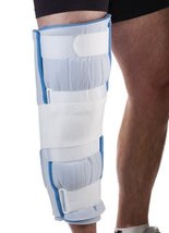 "Corflex Universal Knee Immobilizer - Knee Splint-20"" - $54.99"
