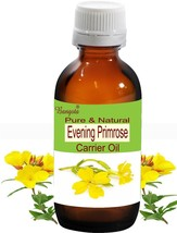 Evening Primrose Pure Natural Cold Pressed Oil 15ml Oenothera biennis by... - $10.47
