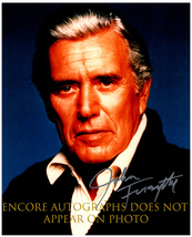 JOHN FORSYTHE  Authentic Original  SIGNED AUTOGRAPHED PHOTO w/ COA 5272 - $25.00