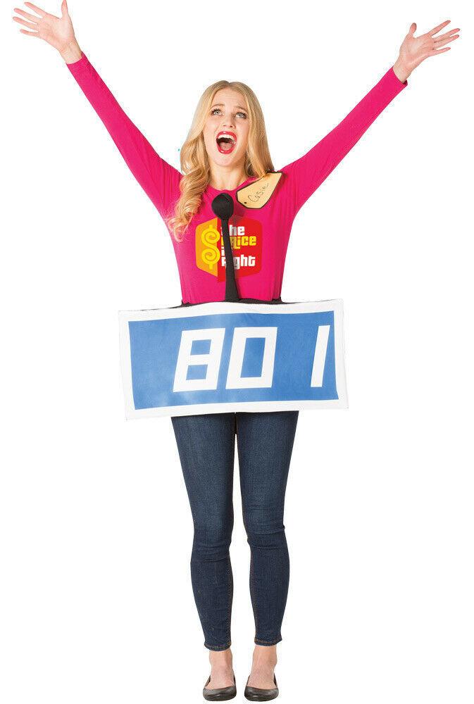 Rasta Imposta der Preis Ist Recht Reihen Blau Kandidat Halloween Kostüm Gc3835b
