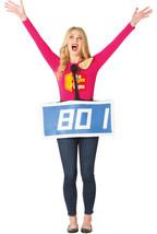 Rasta Imposta der Preis Ist Recht Reihen Blau Kandidat Halloween Kostüm ... - $30.30