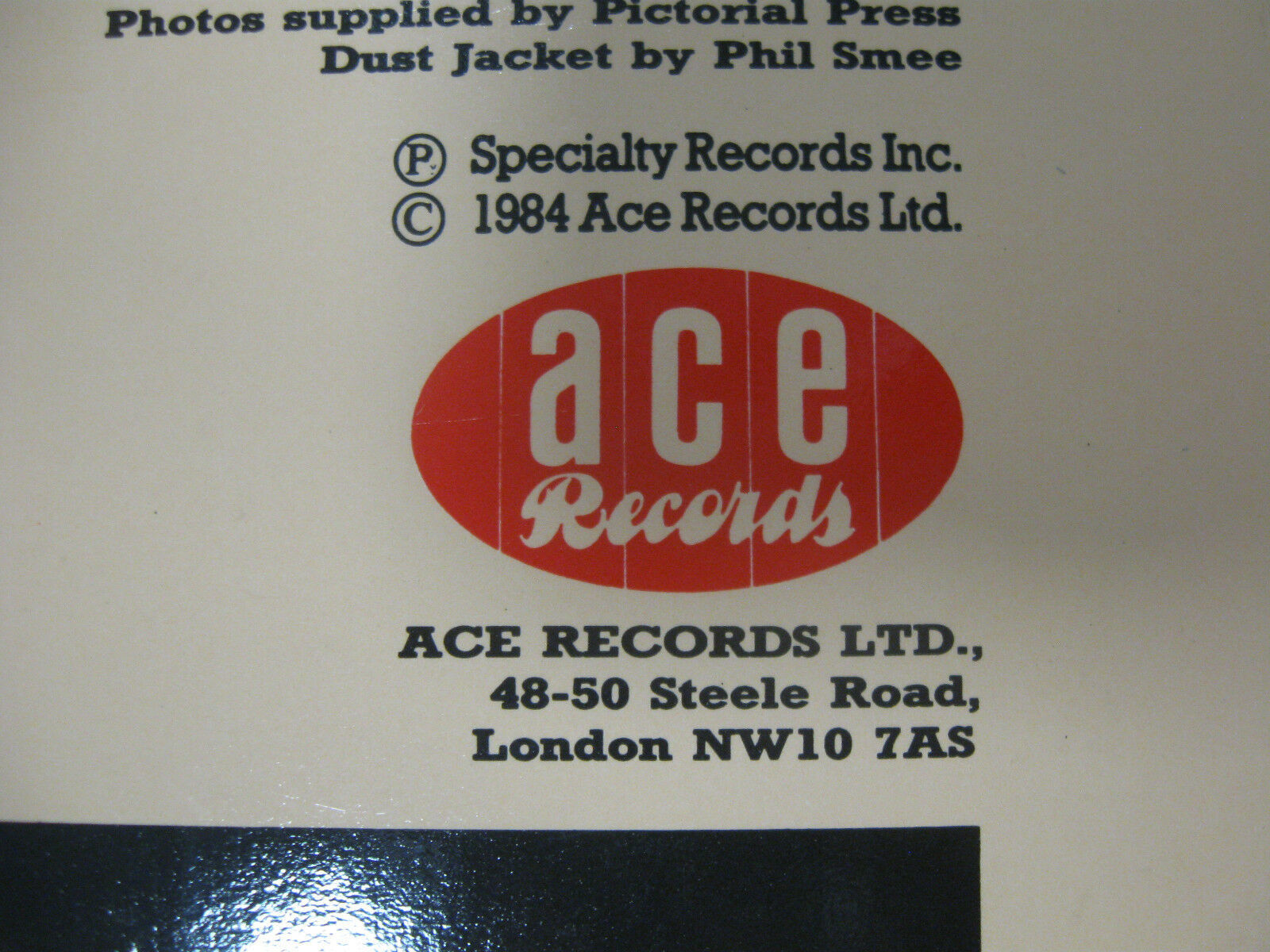 Little Richard His Greatest Recordings Ace CHA 109 Mono LP Record Album UK Press image 4