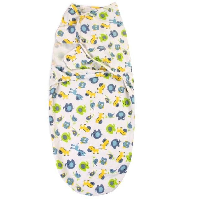 100% Cotton Baby Sleeping Bag Animal Printed