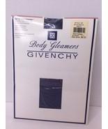 Vintage Givenchy Size B Blue Dahlia Style 157 Pantyhose Hosiery Shimmery... - $16.82