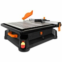 WEN 71707 6.5A 7-Inch Portable Wet Tile Saw with Fence and Miter Gauge - $149.99