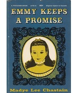 Emmy Keeps a Promise by Madye Lee Chastain 1956 Vintage Paperback Book - $49.49