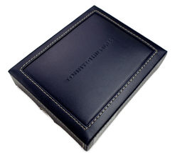 Tommy Hilfiger Men's Leather Credit Card ID Wallet Passcase Billfold 31TL22X040 image 10