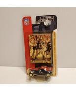 RARE 2002 TOM BRADY FLEER COLLECTIBLES CARD  and ENGLAND PATRIOTS CHRYSL... - $24.00