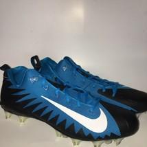 Nike Alpha Menace Pro Low TD Football Cleats Men's Teal Black 918187-005... - $27.67