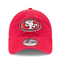 SAN FRANCISCO 49ERS SUPER BOWL LIV SIDE PATCH 9TWENTY ADJUSTABLE - $39.60