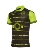 Sporting Lisbon jersey 17-18 soccer football away Portugal jersey sale top  - $39.90