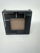 Maybelline Fit Me Pressed Powder Compact #355 COCONUT - $8.62