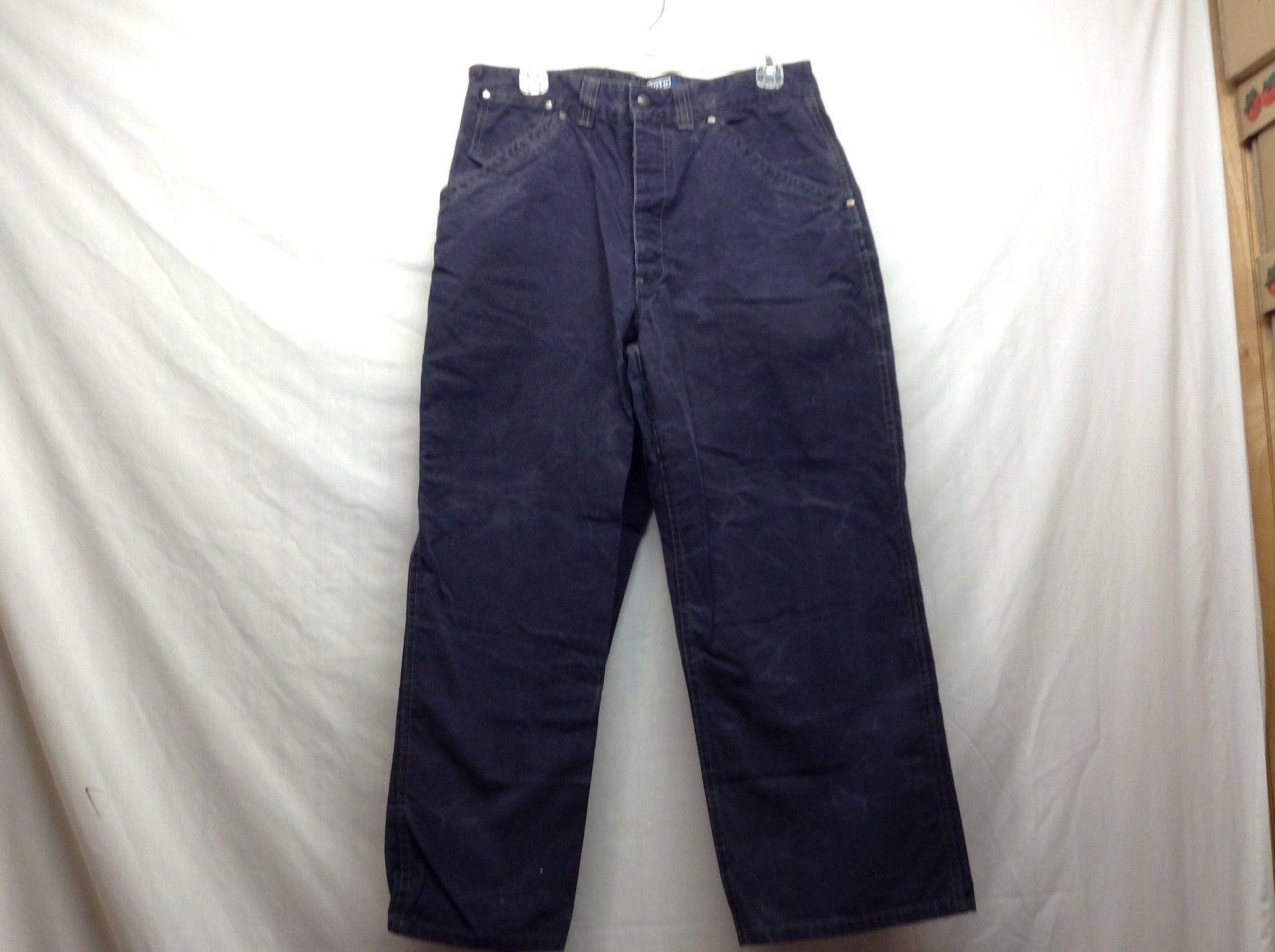 POLO by Ralph Lauren Dark Grey Cotton Jeans Sz 32