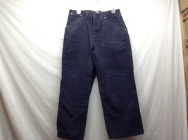 POLO by Ralph Lauren Dark Grey Cotton Jeans Sz 32