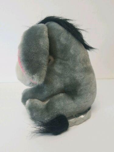 "Disneyland Eeyore Plush Gray Donkey Winnie the Pooh 8.5"" Stuffed Animal image 4"