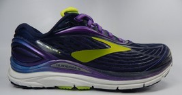 Brooks Transcend 4 Running Shoes Women's Sz US 10 M (B) EU 42 Purple 1202391B465