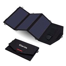 GIARIDE 18V 21W Portable Foldable Solar Charger 5V USB 18V DC Output Sun... - €63,90 EUR