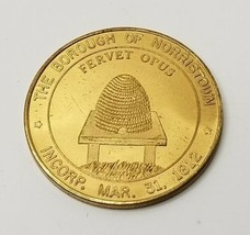 Vintage 1812-1962 SESQUICENTENNIAL NORRISTOWN PA 50 CENT TRADE TOKEN - $13.50