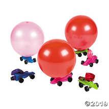 Metallic Race Car Balloon Racers - $11.61