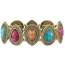 Avon Gemma Mixed Stone Stretch Bracelet - $9.49