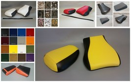 Suzuki SV Seat Cover Set SV1000S 2003-2010 solid or 2-tone in 25 COLORS    (ps) - $39.95