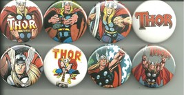 Thor Collection 1.5 Inch Pins Buttons Badges Ma... - $11.00
