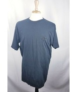 Fila Mens Black Athletic T shirt Sz Large Short Sleeves - $9.49