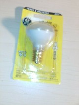 GE 25777 Intermediate Base R14 Indoor Spotlight Reflector Bulb 40W, Soft White - $3.50