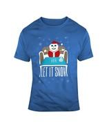 Cocaine Santa Tshirt Drug Ugly Christmas Let It Snow Parody Wal Mart T Shirt - $21.08 - $35.63