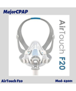 ResMed AirTouch F20 Full Face CPAP Mask Medium 63001 w/ Headgear - $83.99
