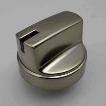 WB03X29315 GE Stainless Steel Knob OEM WB03X29315 - $19.75