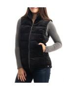 ZeroXposur Ladies Velour Vest Size S - $24.50