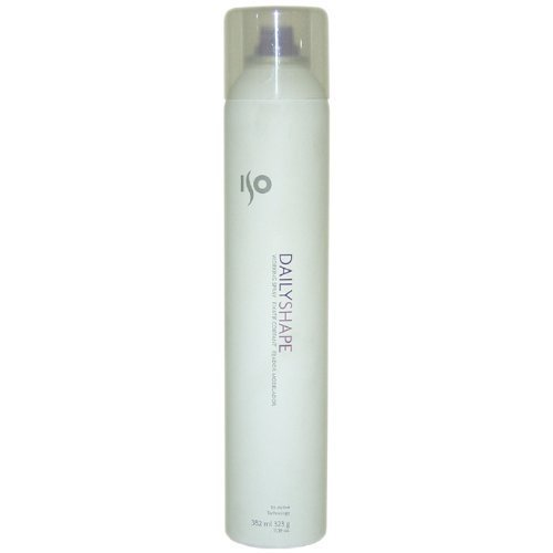 Daily Shape Working Spray by ISO for Unisex - 11.39 Ounce Hair Spray