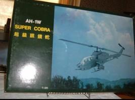 AH-1W Super Cobra 1/35 scale Desk Model  Kit  Feng Cheng Models  Taiwan ... - $78.48